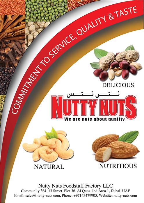 Nutty Nuts Foodstuff Factory LLC